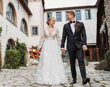 Svadobné fotografie z Liptova - Fotograf na svadbu Michal Reiberger