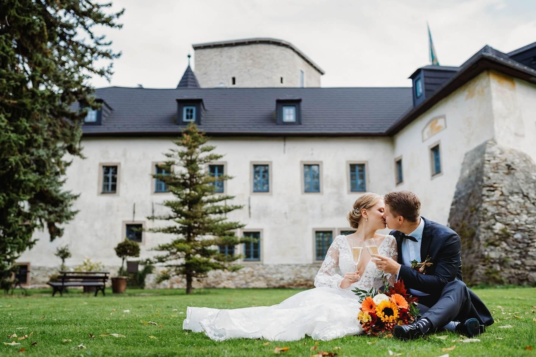 Svadobný fotograf Grand Castle Liptovský Hrádok