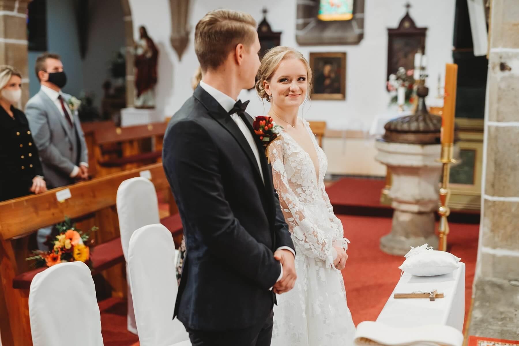 Svadobný fotograf - Liptov - Svadba na zámku