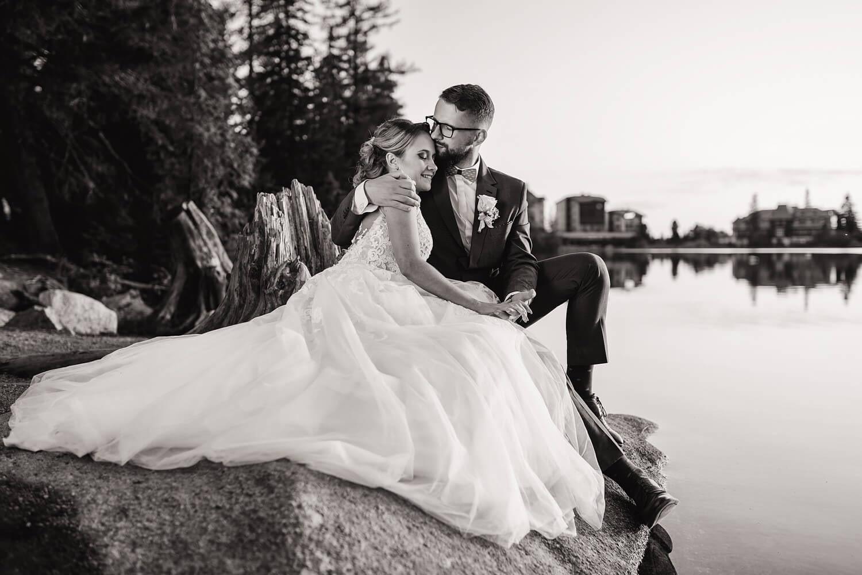 Svadobný fotograf Liptov - Fotograf Liptovský Mikuláš - Svadba na Štrbskom Plese